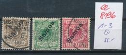 Samoa Nr.  1-3   O      (ee8196  ) Siehe Scan - Colonia: Samoa