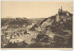 CPA - Vienne Sur Le Rhône - Colline De Pipet - Théâtre Romain - Chapelle De La Salette - Circulée 1941 - Other Municipalities