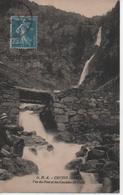 CEVINS. Vue Du Pont Et Des Cascades Du Dard - Altri Comuni