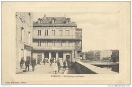 CPA  Verdun - Bibliothèque Militaire - Circulée 1914 - Verdun
