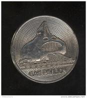 Médaille Du Japon - Expo 70 - Gas Pavilion - Osaka 1970 - Firma's