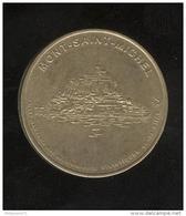 Jeton Touristique Monnaie De Paris - Mont Saint Michel 2001 - 2001