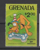 Disney Grenade Grenada 1981 959 1 Val ** MNH - Disney