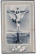 Ancienne Image Pieuse - Andrée Michéle Cubizolles Contesse Jean - Louis D'Andigné . - Obituary Notices
