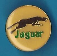 PIN'S //  ** LOGO // JAGUAR ** - Jaguar