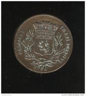 Médaille Commémorative Lyon - Exposition Universelle Et Internationale 1872 - France