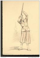 CPSM Edition Barré Et Dayez - Chasseur - 1164 - Autres Illustrateurs