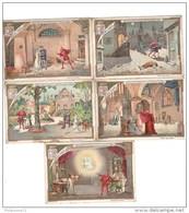 Lot De 5 Chromos Liebig - Opera Faust - Liebig