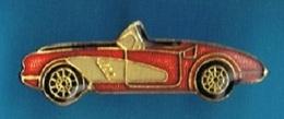 PIN'S //  ** CHEVROLET // CORVETTE // 1958 ** - Corvette