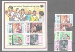 Serie Y Hoja Bloque De Swaziland Nº Yvert 315/18 Y HB-3 ** - Swaziland (1968-...)
