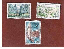 FRANCIA (FRANCE) -   SG 1684.1688   -    1965  TOURISM  - USED - Francia