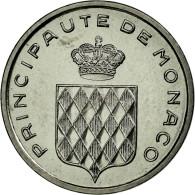 Monnaie, Monaco, Centime, 1976, Paris, ESSAI, SPL, Stainless Steel, KM:E68 - 1960-2001 Nouveaux Francs