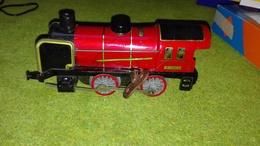 0, HORNBY MECCANO, Loco Mécanique 3.1225 - Locomotives