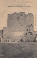 CPA - Pignan - Ruines Du Vieux Château De Turenne - Francia
