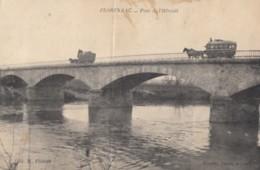 CPA - Florensac - Pont De L'Hérault - France