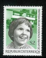 Österreich 1969: Mi.-Nr. 1304: Kinderdorfbewegung,     ** - 1945-.... 2a Repubblica