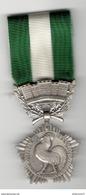 Médaille D'Honneur Régionale , Départementale , Communale - Attribuée - Army & War
