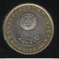 200 Escudos Portugal 1999 - Unicef - Portugal