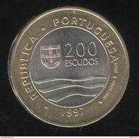 200 Escudos Portugal 1997 - Exposition Mondiale De Lisbonne 1998 - Portugal