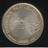 200 Escudos Portugal 1996 - XXVI Jeux Olympiques - Atlanta 1996 - Portugal
