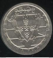 25 Escudos Portugal 1985 - 600 Ans De La Bataille D' Aljubarrota - Portugal