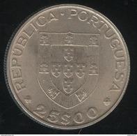 25 Escudos Portugal 1983 FAO - Portugal