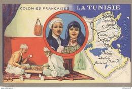 Publicité Le Lion Noir - Les Colonies Françaises - La Tunisie - Autres
