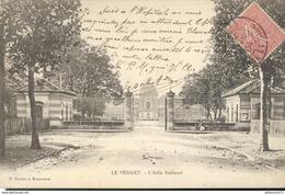CPA  Le Vésinet - Asile Nationale - Circulée 1904 - Le Vésinet