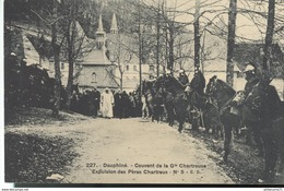 CPA  Grande Chartreuse - Couvent - Expulsion Des Pères Chartreux - Non Circulée - Other Municipalities