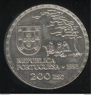 200 Escudos Portugal 1993 - Art Namban - Portugal