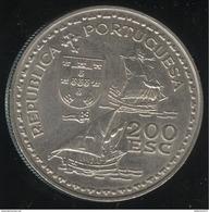 200 Escudos Portugal 1994 - Henrique Le Navigateur - Portugal