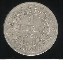 1 Lire Vatican 1866 TTB - Vatican