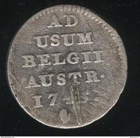 1 Liard Belgique 1745 - Marie Thérèse TB+ - ...-1831