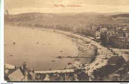 CPA  Llandudno - The Bay -  Circulée 1911 - Pays De Galles