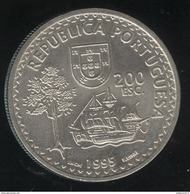 200 Escudos Portugal 1995 - Iles De Solor Et Timors - Portugal