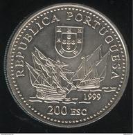 200 Escudos Portugal 1999 - Duarte Pacheco Pereira - Portugal