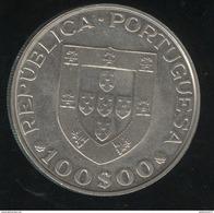 100 Escudos Portugal 1981 - Année Internationale Des Personnes Handicapées - Portugal