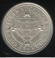 100 Escudos Portugal 1987 - Nuno Tristao - Portugal