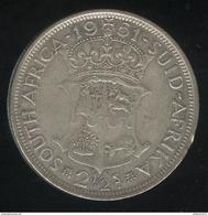 2,5 Shillings  Afrique Du Sud / South Africa 1951 TTB - Afrique Du Sud