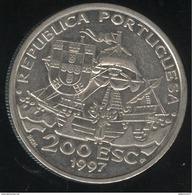 200 Escudos Portugal 1997 - S Francisco Xavier 1506-1552 - Portugal