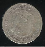 2 Shillings  Afrique Du Sud / South Africa 1941 TB+ - Afrique Du Sud