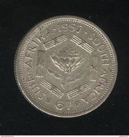 6 Pence Afrique Du Sud / South Africa 1957 TTB - Afrique Du Sud