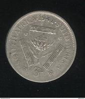 3 Pence Afrique Du Sud / South Africa 1941 TTB - Afrique Du Sud