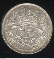 50 Cents Canada 1943 - SUP - Canada