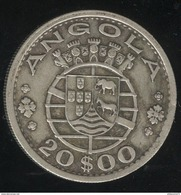 20 Escudos 1952 Angola - Angola