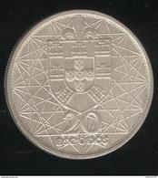 20 Escudos 1966 Ponte Salazar - Portugal