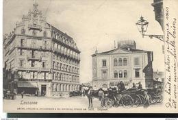 CPA  Lausanne -  Circulé - VD Waadt