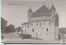 CPA  Lausanne - Château - Non Circulé - VD Waadt