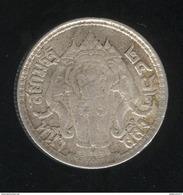 1 Salung Thaïlande 1919 TTB+ - Thaïlande