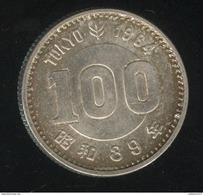 100 Yen Japon Showa 1964 - Commémorative Jeux Olympiques TTB+ - Japan
